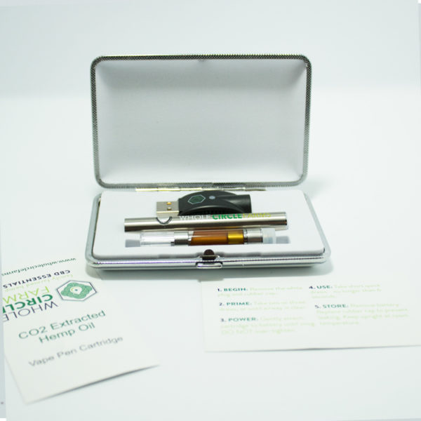 Vape Pen Cartridge Kit - 1 gram
